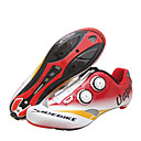 povoljno Obuća za vožnju biciklom-SIDEBIKE Odrasli Obuća za cestovni bicikl Karbonska vlakna Cushioning Biciklizam Red / White Muškarci Tenisice za biciklizam