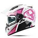 billige Leselys-YOHE YH-970 Heldekkende Voksen Unisex Motorsykkel hjelm Pustende / deodorant / Anti-svette