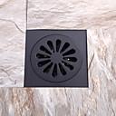 baratos Ralos-Acessório Faucet - Qualidade superior - Moderna Latão Chão de pavimento - Terminar - Bronze Escovado a Óleo