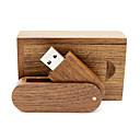 Χαμηλού Κόστους Οδηγοί Φλας USB-Ants 16GB στικάκι usb δίσκο USB 2.0 Ξύλινο / Μπαμπού Περιστρεφόμενο