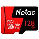 billige Bil-DVR-Netac 128GB Micro SD-kort TF kort minnekort UHS-I U3 / V30 128