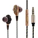 billige TWS Sann trådløse hodetelefoner-JTX Kablet In-ear Eeadphone Ledning Mobiltelefon null Med mikrofon comfy