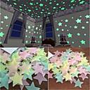 זול מדבקות קיר-מדבקות למתג האור - מדבקות קיר מטוס / מדבקות קיר זוהרות חג ליל כל הקדושים / חג פנימי / חדר ילדים