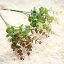 ราคาถูก ดอกไม้ประดิษฐ์-ดอกไม้ประดิษฐ์ 1 สาขา คลาสสิก สไตล์เรียบง่าย ทุ่งหญ้าชนบท สไตล์ Plants ดอกไม้วางบนโต๊ะ