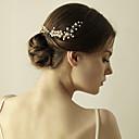 povoljno Praktični poklončići-S perlama / Legura Kose za kosu s Faux Pearl 1 komad Vjenčanje / Special Occasion Glava
