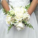 """Χαμηλού Κόστους Λουλούδια Γάμου-Λουλούδια Γάμου Μπουκέτα Γάμου / Ειδική Περίσταση Πολυεστέρας 7,87 """" (περίπου20εκ)"""