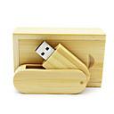 Χαμηλού Κόστους Σετ επιστήμης και εξερευνήσεων-Ants 2 GB στικάκι usb δίσκο USB 2.0 Ξύλινο / Μπαμπού Περιστρεφόμενο