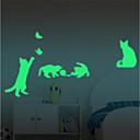 Χαμηλού Κόστους Προϊόντα φροντίδας σκύλων-Αυτοκόλλητα Διακόπτων Φωτών - Αεροπλάνα Αυτοκόλλητα Τοίχου / Φωτεινά Αυτοκόλλητα Τοίχου Halloween / Διακοπών Εσωτερικό / Παιδικό Δωμάτιο