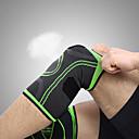 Χαμηλού Κόστους Εξοπλισμός και αξεσουάρ γυμναστικής-Bandă Genunchi 2 pcs Αθλητισμός Ελαστίνη Γαλάκτωμα Μπάσκετ Γυμναστήριο προπόνηση Αρση βαρών Ελαστικό Αναπνέει Προσαρμόσιμη / Τηλεσκοπικό Συμπίεση Για Άντρες Γυναικεία γόνατο