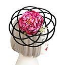 זול נעלי עקב לנשים-בדים כובעים / ביגוד לראש עם פרחוני 1pc חתונה / אירוע מיוחד כיסוי ראש