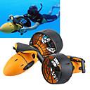 Χαμηλού Κόστους Μάσκες κατάδυσης, αναπνευστήρες και βατραχοπέδιλα-Water Propeller - Υποβρύχιο Booster - Στεγνή κορυφή Ανθεκτικό Ρυθμιζόμενο λουρί Κολύμβηση Καταδύσεις Ψαροντούφεκο PP+ABS  Για την Ενήλικες