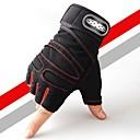 ราคาถูก หลอดไฟแบบไส้-ถุงมือ / ถุงมือออกกำลังกาย / Boxing Training Gloves สำหรับ กิจกรรมและถุงมือสำหรับกีฬา ป้องกันการลื่นไถล / นุ่ม / อุปกรณ์ชกมวย ผ้านิต 1set น้ำเงินเข้ม / แดง / สีฟ้า