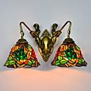 billige Blondeparykker med menneskehår-Vintage Vegglamper Stue Metall Vegglampe 220-240V / E26 / E27