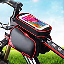 billiga Tvättställsblandare-Mobilväska Väska till cykelstyret 6.2 tum Pekskärm Reflekterande Vattentät Cykelsport för Cykling iPhone X iPhone XR Grön Vit Rubinrött Mountainbike Racercykel Cykel / iPhone XS / iPhone XS Max