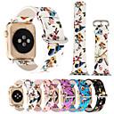זול פרחי חתונה-אריגה הלהקה smartwatch עבור סדרת אפל לצפות 4/3/2/1 מודרני אבזם חגורה iwatch