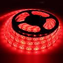 billige Interiørlamper til bil-hkv® 5m 5630 10mm 72w vanntett led strips skrivebordslampe rød blå grønn 300led lys hage lys fleksibel led lys strimler dc12v