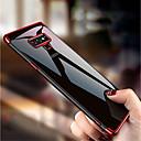 povoljno Proizvodi za njegu lica-Θήκη Za Samsung Galaxy Note 9 / Note 8 / Note 5 Pozlata / Translucent Stražnja maska Jednobojni Mekano TPU