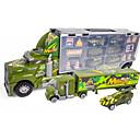 billiga Toy Trucks & Construction Vehicles-Leksaksbilar Transporter Truck Entreprenadmaskiner Ny Design Metallegering Alla Pojkar Flickor 1 pcs