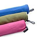 ราคาถูก ความสะดวกในการเดินทาง-Travel Towel Lightweight / แคมป์ปิ้ง & การปีนเขา / แห้งเร็ว เส้นใยสังเคราะห์ สีพื้น / สีทึบ แคมป์ปิ้ง & การปีนเขา / แคมป์ปิ้ง / การปีนเขา / เที่ยวถ้ำ / การเดินทาง 80*40 cm