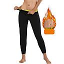 billige Treningsutstyr og tilbehør-Formende bukser neopren Stretch Vekttap Slanking Kropps skulptør Fat Burner Yoga & Danse Sko Trening & Fitness Løp Til Bein Mage