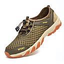 ราคาถูก รองเท้ากีฬาสำหรับผู้ชาย-สำหรับผู้ชาย PU ฤดูร้อน ความสะดวกสบาย รองเท้ากีฬา สำหรับวิ่ง น้ำเงินเข้ม / สีน้ำตาล / สีกากี