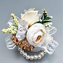 """povoljno Cvijeće za vjenčanje-Cvijeće za vjenčanje Boutonnieres / Wrist Corsage Vjenčanje / Party / večernja odjeća Poliester 1.97 """"(Approx.5cm)"""