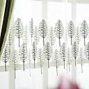 billiga Genomskinliga gardiner-Moderna Skira Gardiner Shades Två paneler Skira / Sovrum