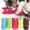 billige Katteleker-Blødt Legetøj Hunder Katter Kæledyr Leketøy 1pc Myk Smuk Bomull Gave