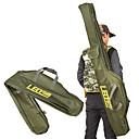 ราคาถูก กล่องอุปกรณ์ตกปลา-ถุงตกปลา พับเก็บได้ ผ้าใบ 100/150 cm