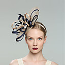 Χαμηλού Κόστους Καπέλα και Διακοσμητικά-Λινάρι Γοητευτικά με 1pc Γάμου / Ειδική Περίσταση Headpiece