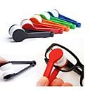 Χαμηλού Κόστους Office Basics-2pcs γυαλιά ηλίου γυαλιά ηλίου γυαλιά μικροϊνών γυαλιά καθαρότερο εργαλείο καθαρισμού βουρτσών τυχαία