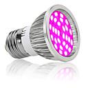 ราคาถูก ไฟปลูกพืช-1pc 28 W หลอดไฟที่กำลังเติบโต 280-336 lm E14 GU10 G8 28 ลูกปัด LED SMD 5730 Full Spectrum