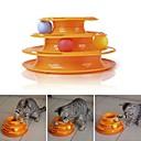 povoljno Igračke za mačku-Interaktivan Toys Oznake Mačke Ljubimci Igračke za kućne ljubimce 1pc Pet Friendly Prijenosno Multilayer plastika Poklon