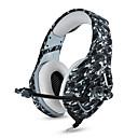 billige Bryllupsdekorasjoner-onikuma k1 camouflage ps4 hodesett bass gaming hodetelefoner spill øretelefoner casque med mikrofon