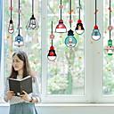 povoljno Naljepnice za prozore-Prozor Film i Naljepnice Ukras Suvremena / Običan Jednostavan PVC Naljepnica za prozor / Lijep / Shop / Caffe