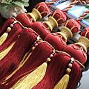 baratos Adornos-cortina Acessórios Borla / Novo Design / Tira de Prender Luxo / Modern 2 pcs