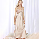 cheap Lingerie-Rayon / Polyester Robes Wedding N / A Lace-up