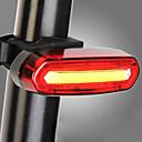 Χαμηλού Κόστους Soap Dispensers-LED Φώτα Ποδηλάτου Πίσω φως ποδηλάτου φώτα ασφαλείας πισω φαναρια Ποδηλασία Βουνού Ποδήλατο Ποδηλασία Αδιάβροχη Φορητά Χαριτωμένο Γρηγορη Απελευθέρωση Επαναφορτιζόμενη μπαταρία λιθίου 120 lm / IPX 6