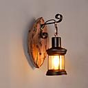 ราคาถูก เชิงเทียนติดผนัง-Creative Retro ห้องนอน / Shops / Cafes ไม้ / ไม้ไผ่ โคมไฟติดผนัง 110-120โวลล์ / 220-240โวลต์