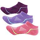 Χαμηλού Κόστους Αξεσουάρ ενδυμασίας-Șosete de Alergat Κάλτσες πεζοπορίας Αθλητικές κάλτσες / αθλητικές κάλτσες Χαμηλή κάλτσες αστραγάλου 3 Ζεύγη Ελαφρύ Ελαστικό Μοντέρνα Βαμβάκι Άνοιξη για Γυναικεία Υπαίθρια Άσκηση Ποδηλασία / Ποδήλατο