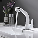 povoljno Slavine za umivaonik-Kupaonica Sudoper pipa - New Design Slikano završi Munkalapra szerelhető Jedan Ručka jedna rupaBath Taps