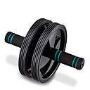 billiga Nagelkonst-Ab Wheel Roller Med Fleksibel, Hållbar, Stum Stretching, Förbättra bakböjningar Plast, PP, NBR Till Fitness / Gym träning / Träna Midja, Midja och baksida, Ben Hem / Kontor / Vuxna