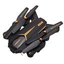 billiga Radiostyrda quadcopters och multirotorer-RC Drönare VISUO XS812 RTF 4 Kanaler 6 Axel 2.4G Med HD-kamera 2.0MP 720P Radiostyrd quadcopter Retur Med Enkel Knapptryckning / Huvudlös-läge / Tillgång Real-Time Footage Radiostyrd Quadcopter