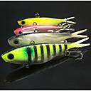 billiga Magiska kuber-4 pcs Fiskbete Mjukt bete Lätt att använda Sjunker Bass Forell Gädda Sjöfiske Flugfiske Kastfiske ABS / Isfiske / Spinnfiske / Jiggfiske / Färskvatten Fiske / Karpfiske