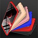 baratos Capinhas para Xiaomi-Capinha Para Xiaomi Xiaomi Pocophone F1 / Xiaomi Mi 8 / Xiaomi Mi 8 SE Antichoque Capa Proteção Completa Sólido Rígida PC