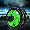 billige Treningsutstyr og tilbehør-5.91 tommer (ca. 15cm) Ab Wheel Roller Med 1 Passpartou Bekvem, Ikke-Slippery, Stabilitet stretching, Forbedre tilbakebøyninger PVC (polyvinylklorid), PP+ABS Til Trening / Treningsøkt / Trene Midje