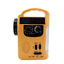 Χαμηλού Κόστους Τ/Κ Quadcopters & Με Πολλαπλούς Έλικες-RD339 Φορητό ραδιόφωνο MP3 player / Ηλιακή Ενέργεια / Φακός Παγκόσμιος δέκτης Κίτρινο