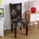 ราคาถูก โคมไฟระย้า-ที่คลุมเก้าอี้ หลายสี Reactive Print เส้นใยสังเคราะห์ slipcovers