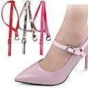 Χαμηλού Κόστους Ψαλίδια και Κλίπερς-2pcs Δερμάτινο Κορδόνια Γυναικεία Άνοιξη Causal Ροζ / Διάφανο / Δερματί
