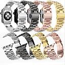 billige Smart armbånd-smartwatch band for Apple Watch serien 4/3/2/1 apple butterfly spenne rustfritt stål håndleddsstropp